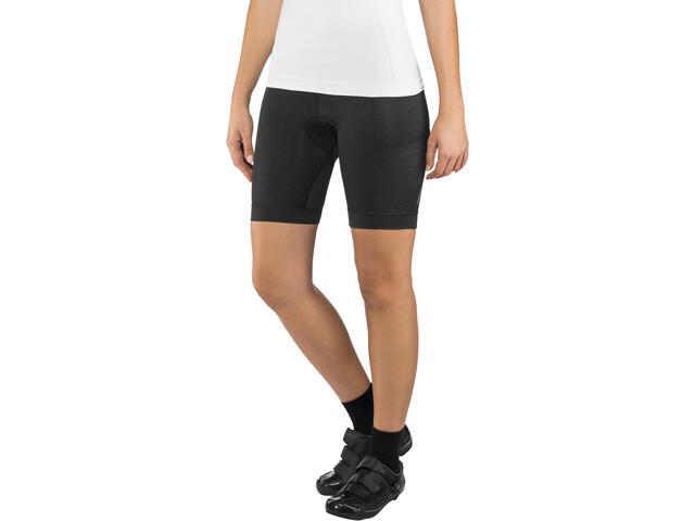 Bontrager Kalia Fitness Spodnie krótkie Kobiety, black